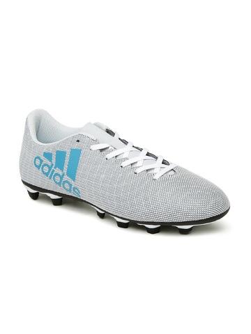 Adidas Men Grey X 17.4 FXG Football Shoes