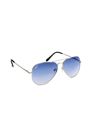 c87ed06a2dea2 55% OFF on Floyd Unisex Aviator Sunglasses 3027 on Myntra ...