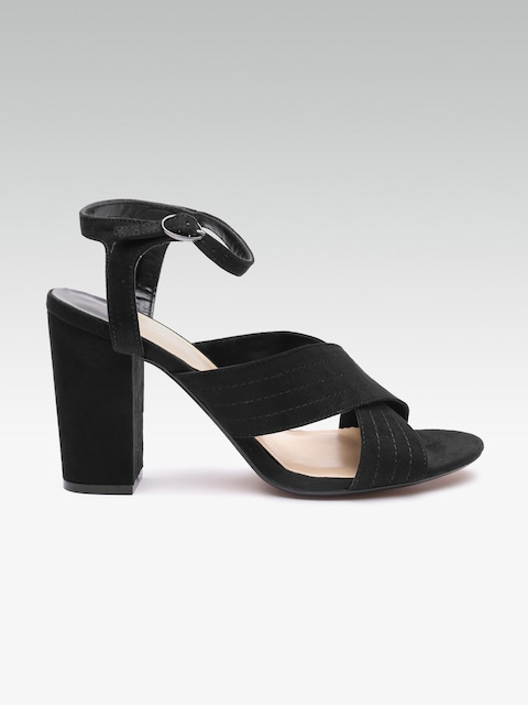 outlet new arrival online cheap authentic Dorothy Perkins Black Solid Heels how much for sale 7JgzD3jk