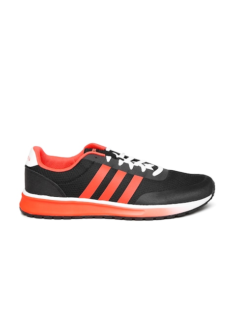 adidas neo v racer orange
