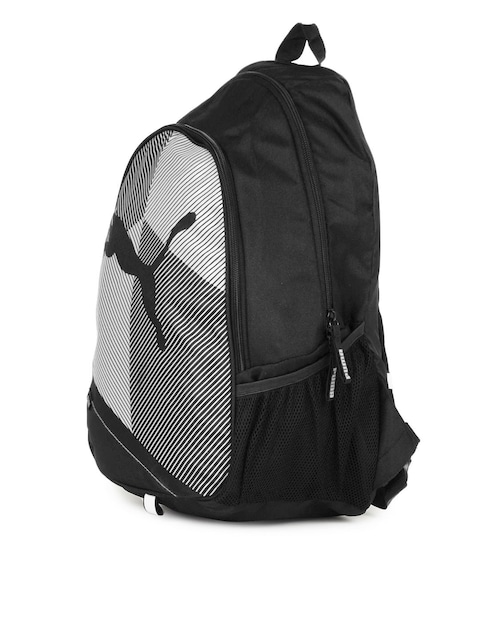 puma black plus backpack