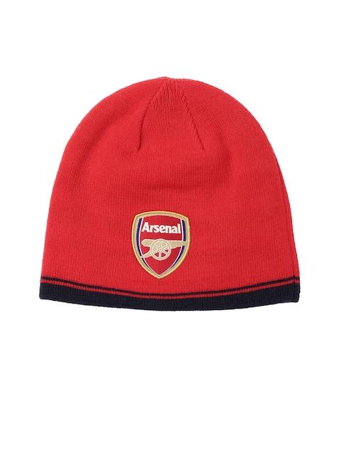 PUMA Men Red Arsenal Beanie