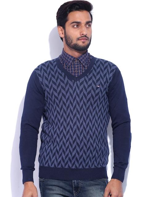 Arrow Sport Blue Sweater
