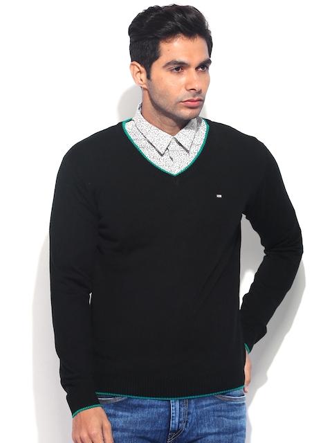 Arrow Sport Black Sweater