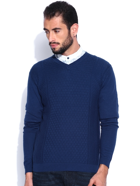 Arrow New York Blue Sweater