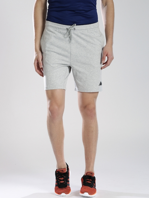 Kappa Grey Melange Shorts