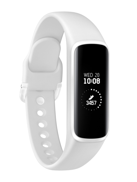 Samsung Unisex White Galaxy Fit e Fitness Bands SM-R375NZWAINU