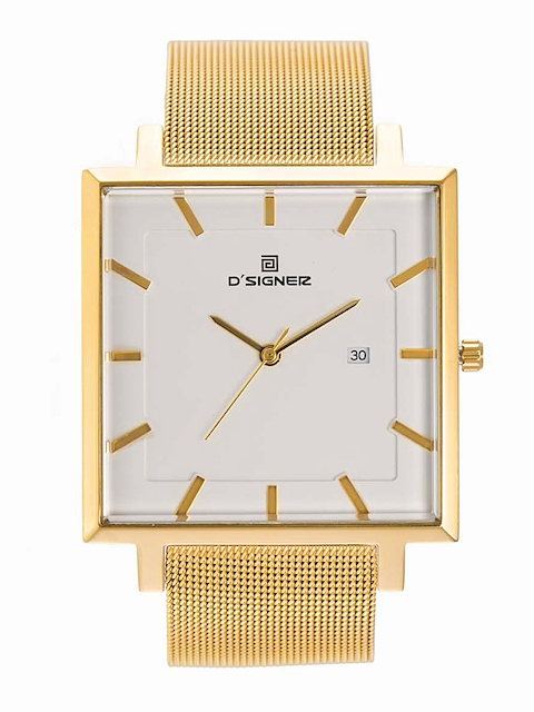 Dsigner Women White Dial Watch 610GM