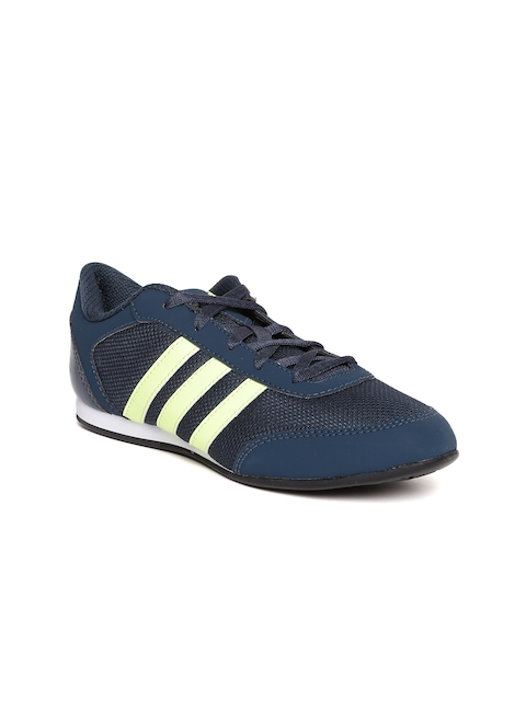 Adidas Women Teal Green Vitoria II Training Shoes
