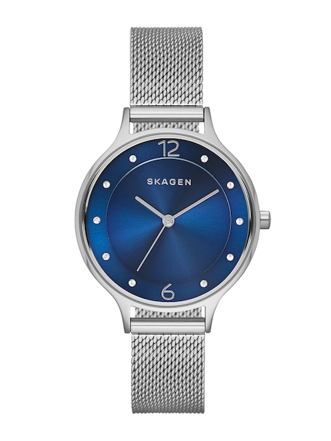 SKAGEN DENMARK Women Blue Dial Watch SKW2307I