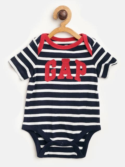 GAP Baby Boy's Short Sleeve Bodysuit