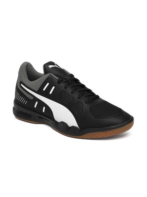 Puma Men Black Auriz Walking Shoes