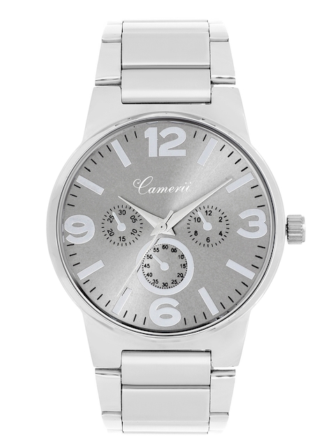 Camerii Men Grey Dial Watch WM177