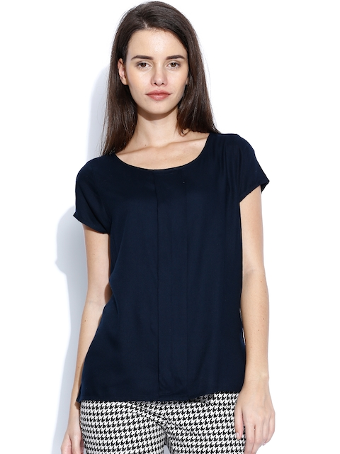 United Colors of Benetton Navy Top