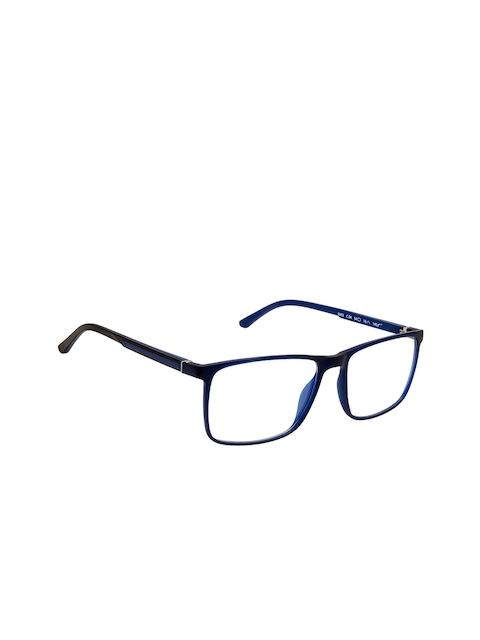Cardon Unisex Blue Solid Full Rim Rectangle Frames EWCD2204RTR8003C4