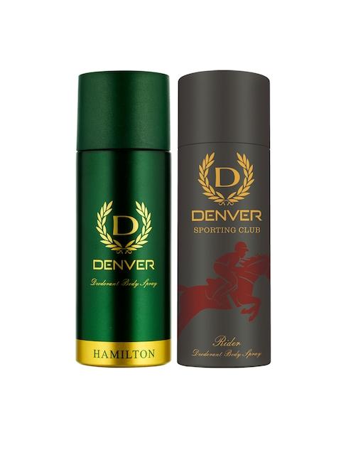 Denver Set of 2 Hamilton and Rider Deodorant Body Sprays