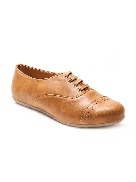 Marc Loire Women Brown Casual Shoes