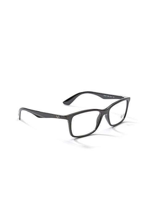Ray-Ban Men Black Square Frames 0RX7047200056