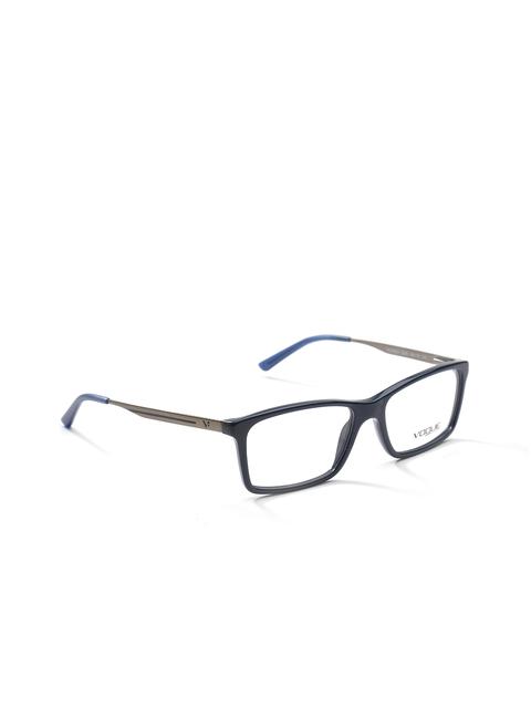 vogue Men Teal Blue Rectangular Frames 0VO2906I224954-2249
