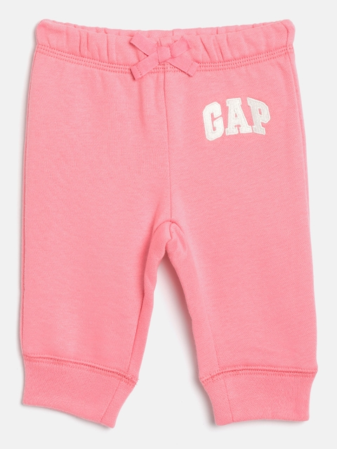 GAP Baby Girls Logo Joggers