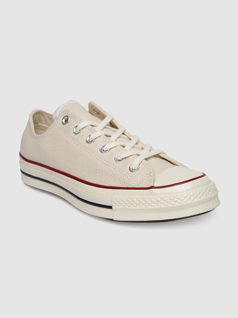 Converse Unisex Off-White Sneakers