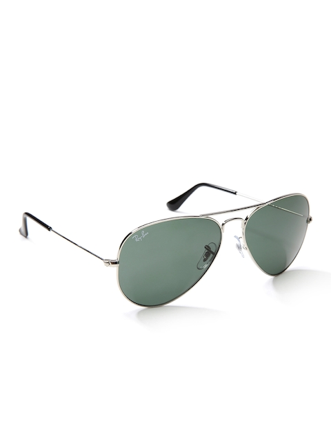Ray-Ban Men Aviator Sunglasses 0RB3025IW327555