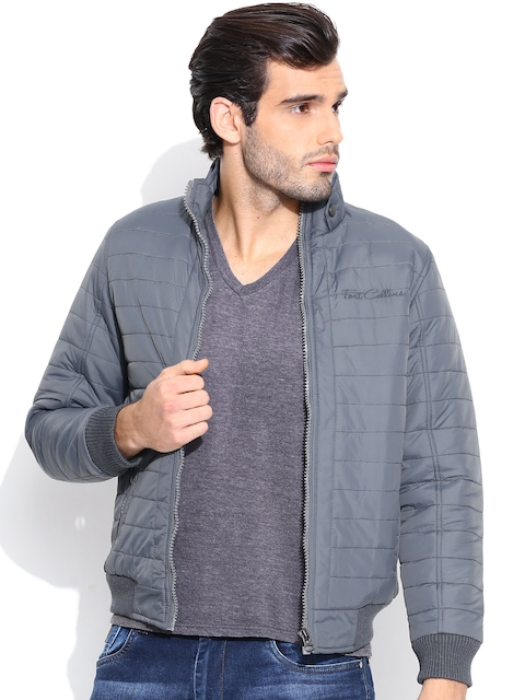 Fort Collins Grey Padded Jacket