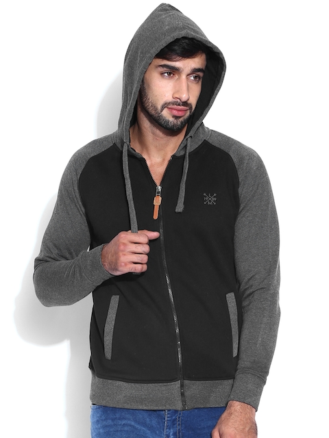 Locomotive Black Hooded Sweatshirt