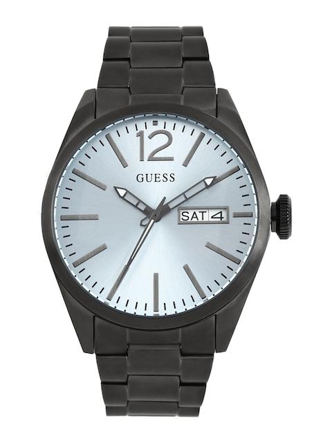 GUESS Men Blue Dial Watch W0657G1