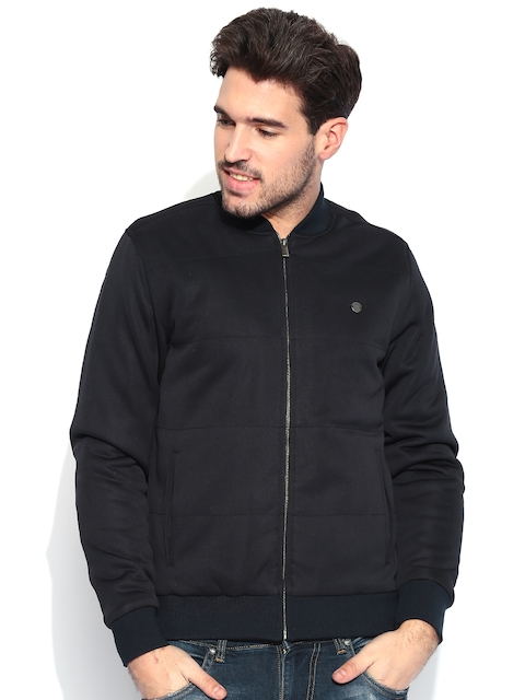 Peter England Casuals Navy Jacket