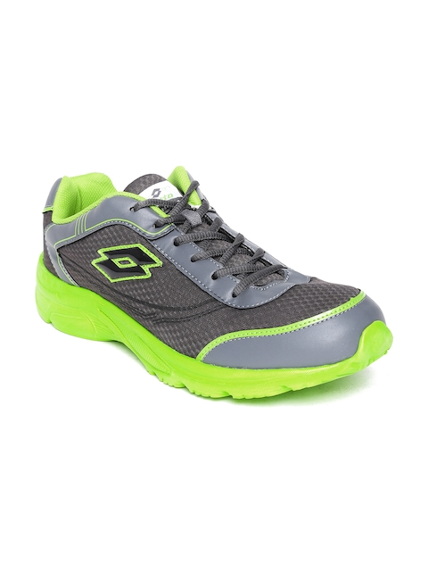 Lotto Men Grey Sports Shoes