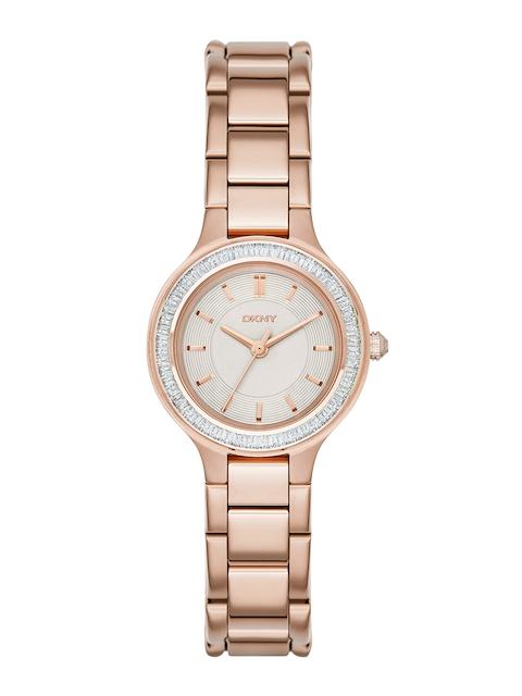 DKNY Women White Dial Watch NY2393