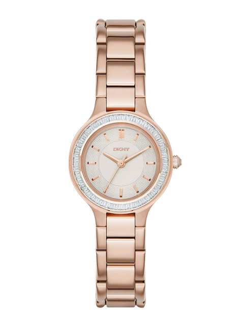 DKNY Women White Dial Watch NY2393