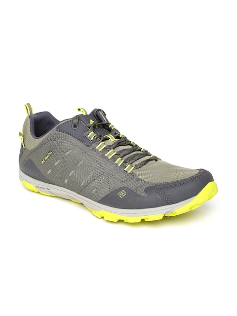 Columbia Men Olive Green Sports Shoes