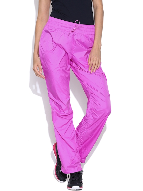 Columbia Magenta Flash Track Pants