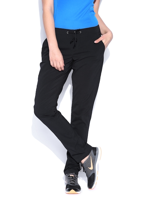 Columbia Black Slim Casual Trousers