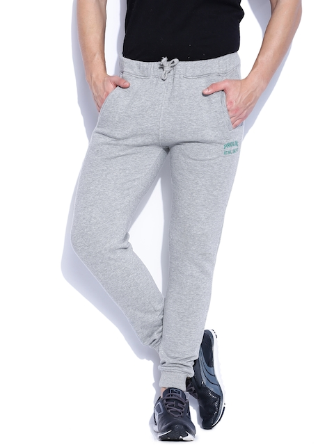 Proline Grey Melange Track Pants