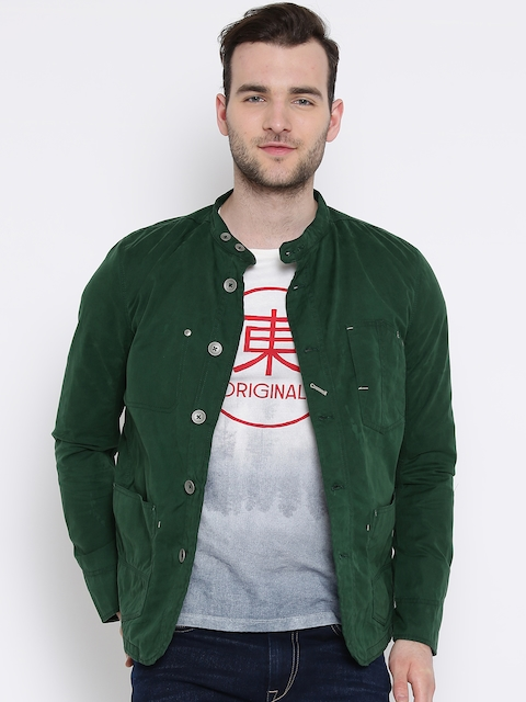 United Colors of Benetton Green Jacket