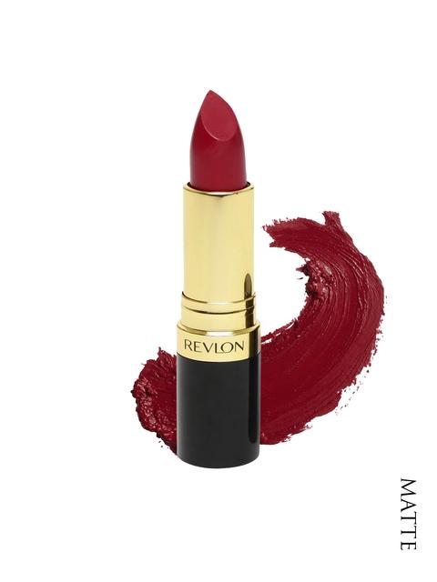Revlon Super Lustrous Matte Lipstick 006