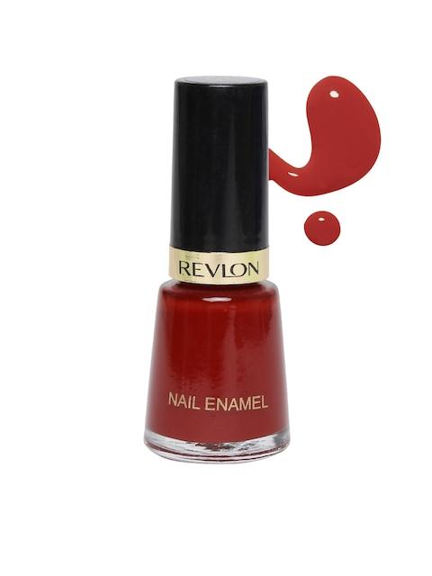 Revlon Red Fiesta Nail Enamel 496