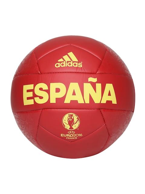 Adidas Red EURO16OLP ESP C Printed Football