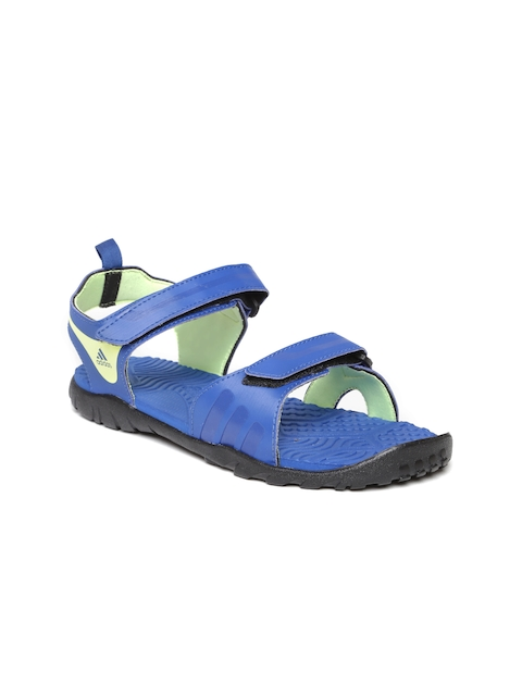 Adidas Women Blue Escape 2.0 Sports Sandals  available at myntra for Rs.1609