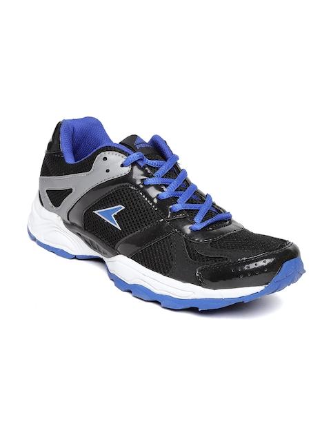 Power Men Black casual Shoes
