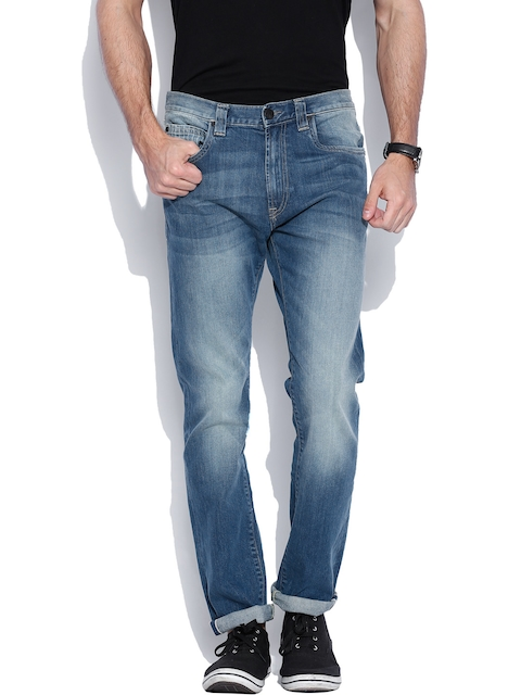 Lee Blue Macky Regular Jeans
