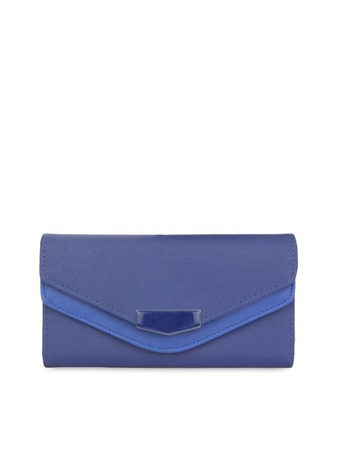 Alvaro Castagnino Women Blue Wallet