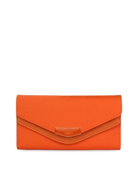 Alvaro Castagnino Women Orange Wallet