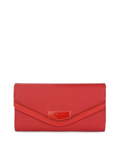 Alvaro Castagnino Women Red Wallet