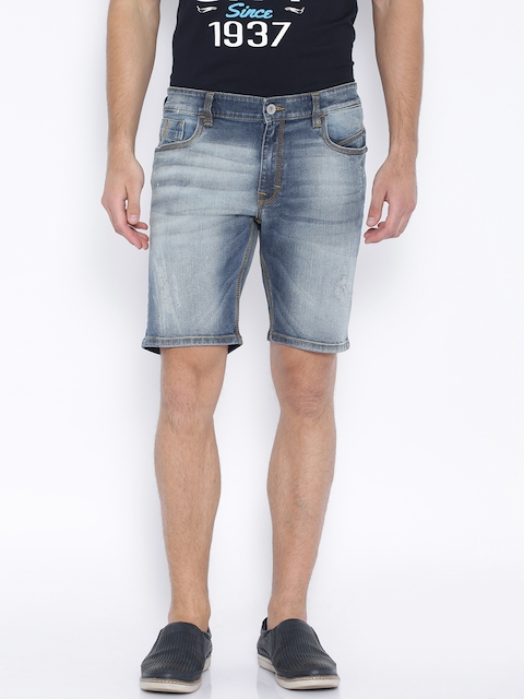 IZOD Blue Denim Shorts