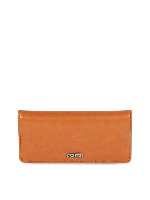 Bern Women Orange Wallet