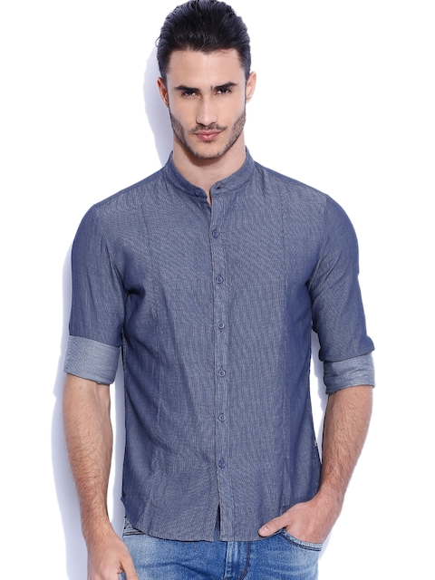 Levis Blue Redloop Casual Shirt